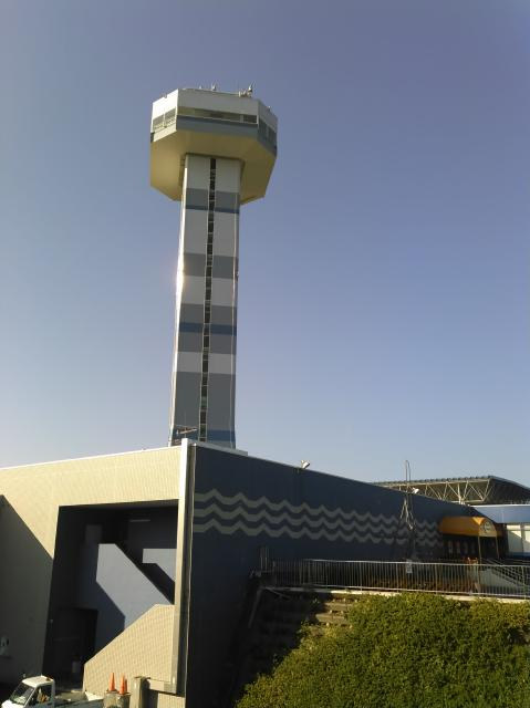 木曽三川公園のタワー